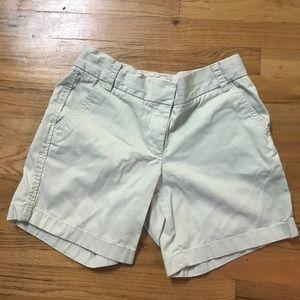 J. Crew 'Broken In' shorts